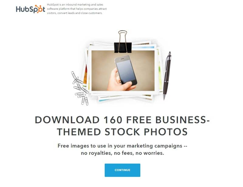 Hubspot Free Business Photos