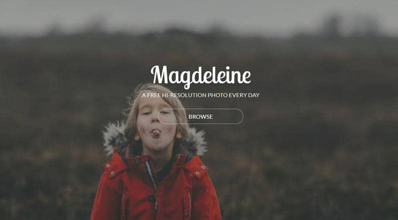 Magdeleine Free Stock Photos