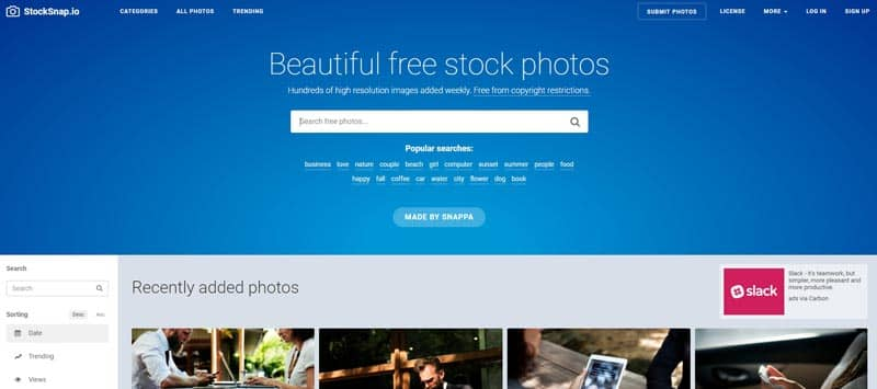 StockSnap free stock images