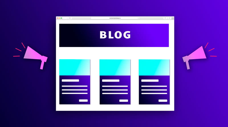 Blog Can Help You Show Credibility
