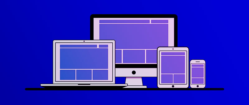 Responsive design and mobile ready website