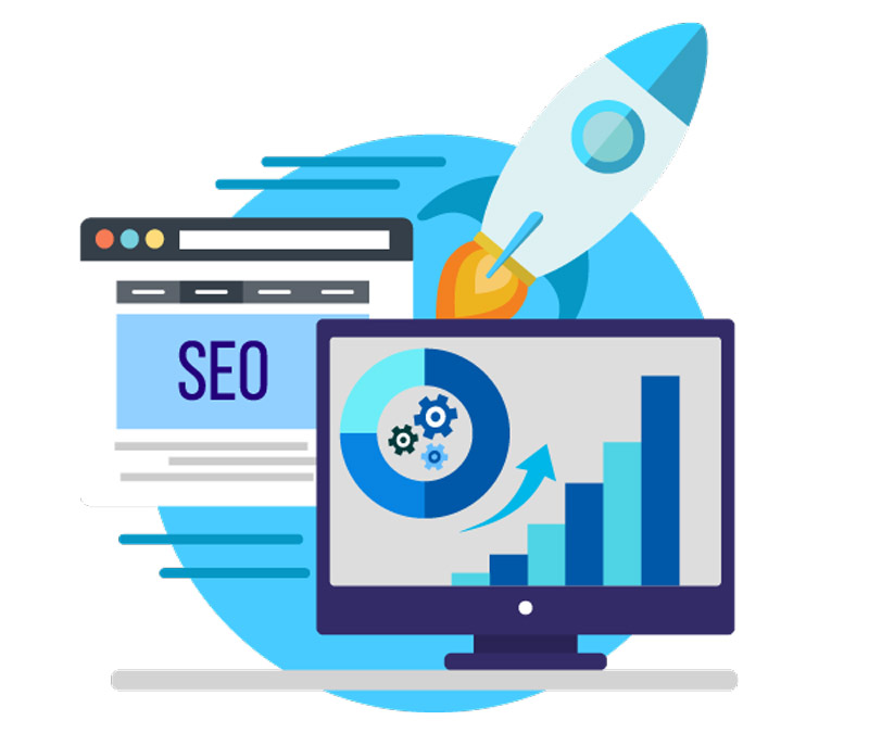 SEO, analytics and a rocket