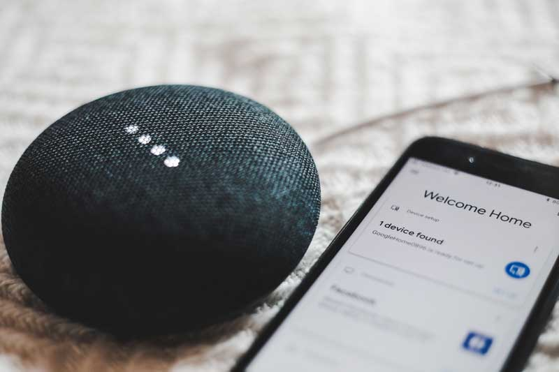 Voice search assistant and a mobile phone