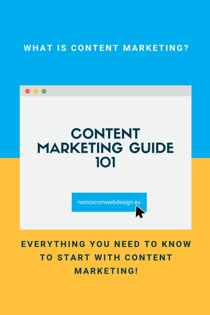 Interested in content marketing? Well, then this is for you. This guide will show you what content marketing is and how to use it to your advantage