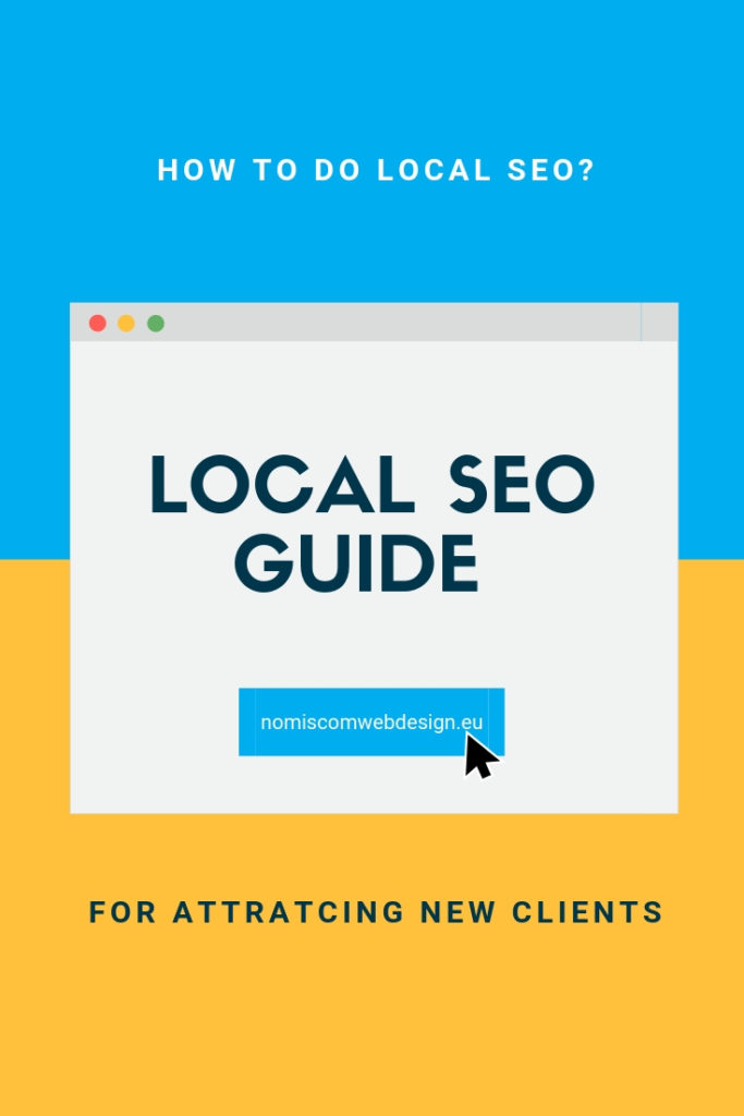 Local SEO guide will show you how to do local SEO for your local shop or business. It's all about being found at the right time by your visitors. Especially when your clients are on the go and local SEO does just that. See how you can get to be shown by Google in the local search.