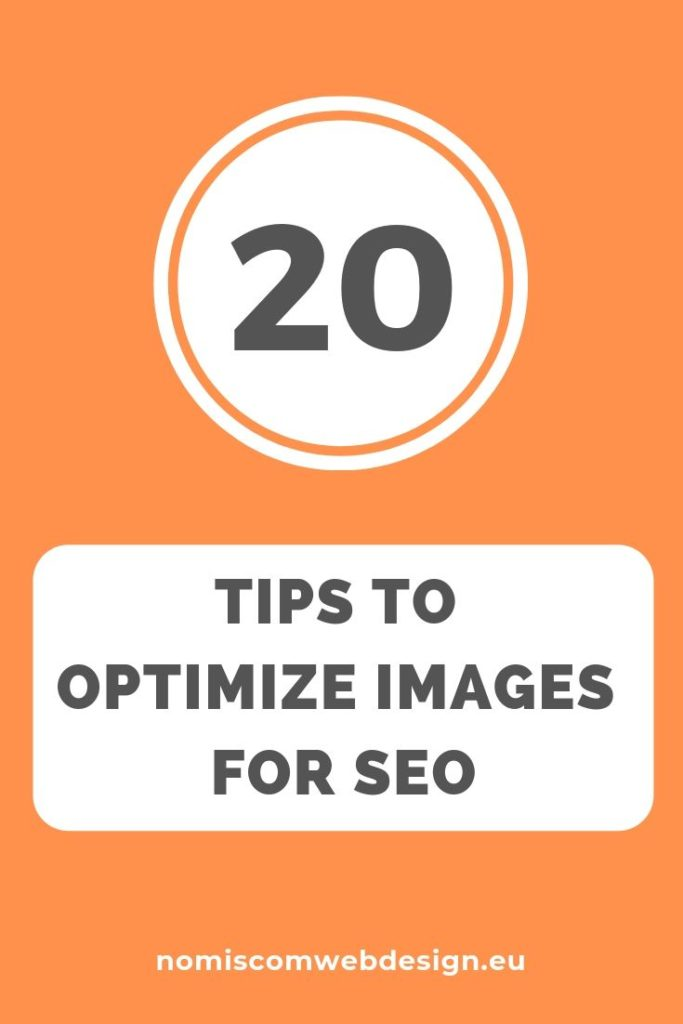Tips to Optimize Images for SEO Pinterest