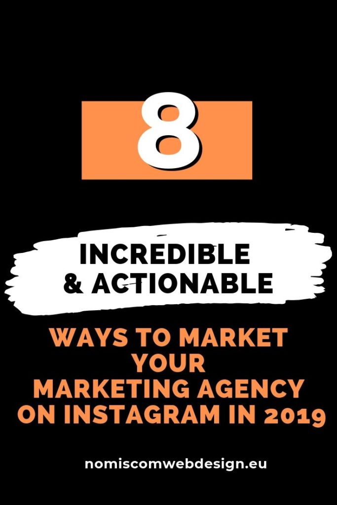 Incredible Actionable tactics to do marketing on Instagram